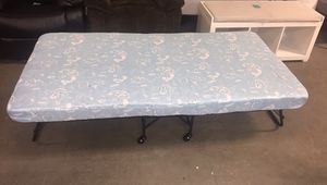 """New Folding Guest Bed with 5"""" Mattress, Twin Size for Sale in Columbia, SC"""