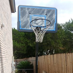 Lifetime Basketball Hoop for Sale in San Antonio, TX