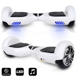 White hoverboard with bluetooth for Sale in Houston, TX
