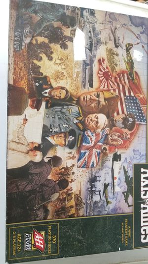 Axis and Allies board game for Sale in Tualatin, OR