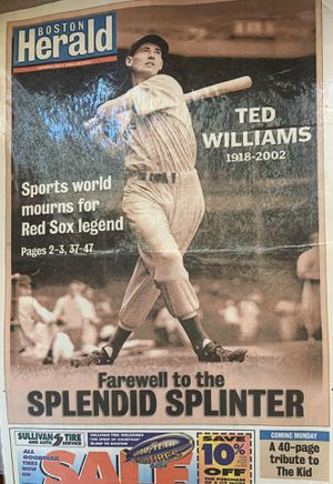 Ted Williams for Sale in Revere, MA