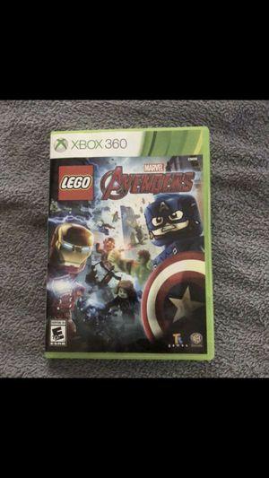 Avengers Xbox 360 game for Sale in Wyandotte, MI