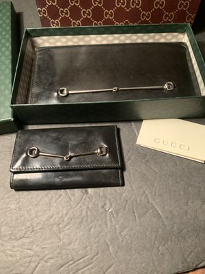 Gucci wallet and key case for Sale in Portland, OR