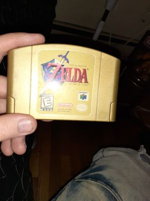 Too authentic Nintendo 64 games both had been tested and clean both work for Sale in Obetz, OH