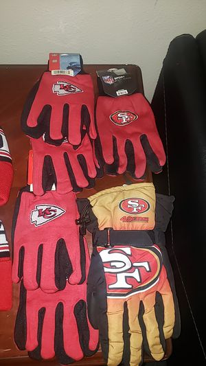 Nfl gloves for Sale in Fontana, CA