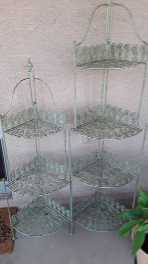 Wrought Iron Plant Stands for Sale in El Mirage, AZ