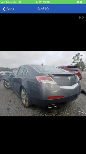 2012 Acura TL parts for Sale in Sanford, FL