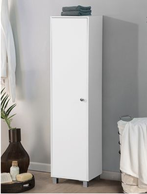 Home Source White Kitchen Storage Cabinet. Brand New in the box for Sale in Norfolk, VA