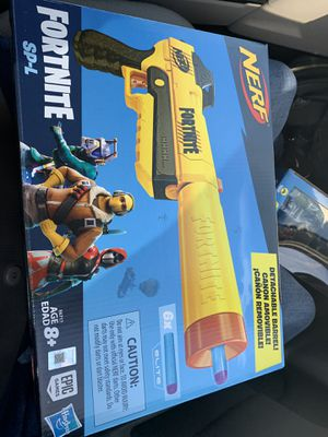 Fortnite nerf gun for Sale in Riverside, CA