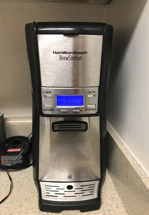 All-In-One Hamilton Beach BrewStation Coffee Maker for Sale in Denver, CO