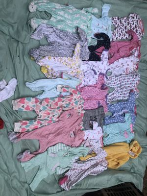 Baby clothes some new some gently used make me an offer for Sale in Morgan Hill, CA