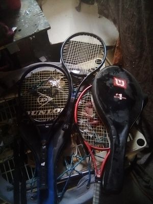 Tennis rackets for Sale in Hesperia, CA