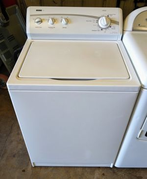 Kenmore Washer with Warranty for Sale in Fresno, CA