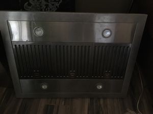 36in Island oven vent for Sale in Scottsdale, AZ