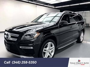2015 Mercedes-Benz GL-Class for Sale in Stafford, TX