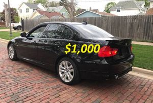$1,OOO URGENT For sale 2009 BMW 3 Series AWD 335i xDrive 4dr Owner for Sale in Fresno, CA