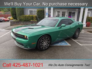 2015 Dodge Challenger SXT for Sale in Woodinville, WA