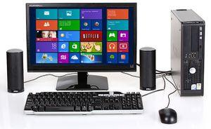 PC Computer Setup. Great Condition! for Sale in Marietta, GA
