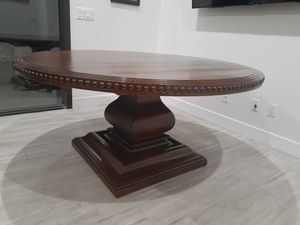 Custom Round Dining Room Table. Comedor for Sale in Sun City, AZ