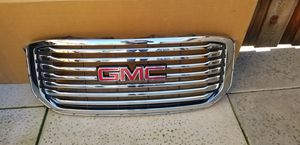 OEM Factory complete GMC Special Edition GMC Yukon Grill assembly for Sale in Tracy, CA