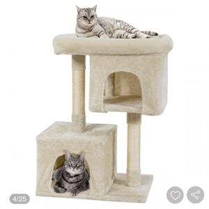 Luxury Cat Tree Cat Tower for Large Cats for Sale in La Puente, CA