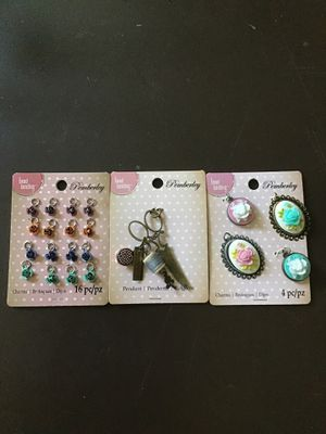 Charms set of 3 for Sale in South Gate, CA