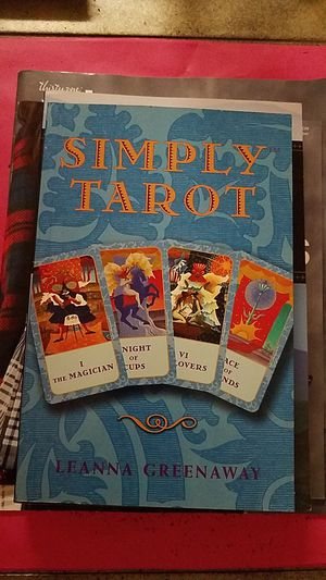 Simply Tarot for Sale in Annandale, MN
