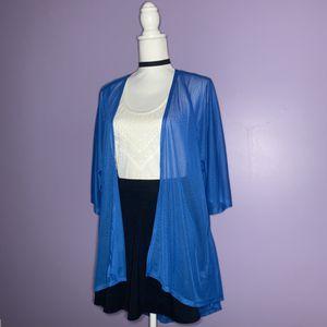 NEW Royal Blue Kimono for Sale in Royal Oak, MI