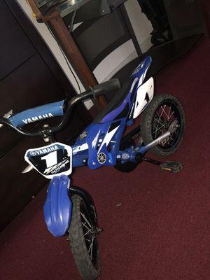 Kids bike Yamaha for Sale in Dallas, TX