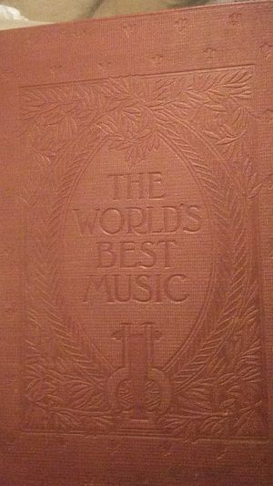 The world's best music book for Sale in Westminster, CO