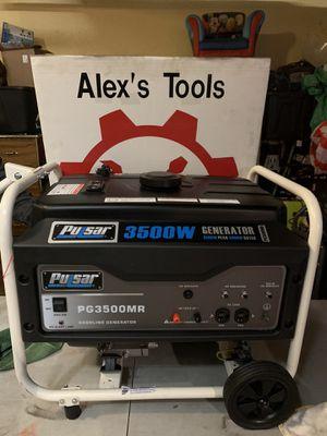Pulsar 3500w generator for Sale in Riverside, CA