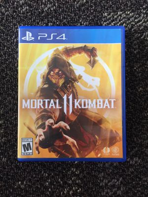 Moral Kombat 11 PS4 for Sale in Columbus, OH