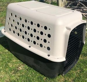 Large dog crate for Sale in Milford Center, OH