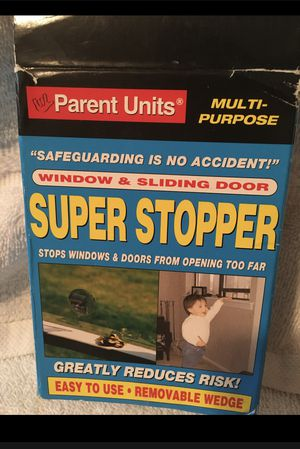 Window and Sliding Door Child Safety Device for Sale in Schaumburg, IL