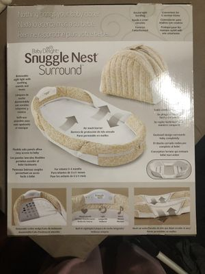 Snuggle nest surround for Sale in Lithia Springs, GA