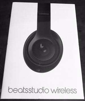 NEW SEALED in box - Beats Studio2 Wireless for Sale in Seminole, FL