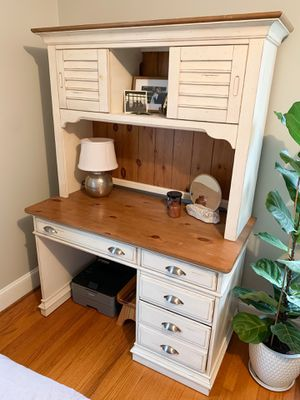 Desk with hutch by Liberty Furniture for Sale in Graham, NC