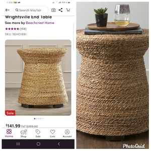 2 End Tables for Sale in Princeton, NJ