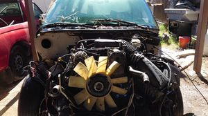 Parting out Chevy S10 v6 , engine with only 103k miles for Sale in Long Beach, CA