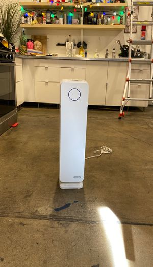 GermGuardian 28 Inch Elite Air Purifier with True HEPA Filter, White for Sale in Los Angeles, CA