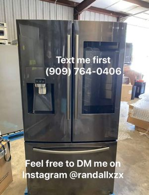 Samsung Smart Refrigerator for Sale in Martinsville, VA