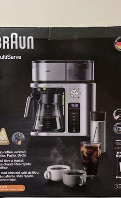 Braun Multiserv KF9070 Coffee Brewer (coffee maker) for Sale in Brooklyn,  NY