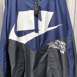 New Nike Sportswear Poncho Windrunner Coat Parka Jacket for Sale in Houston, TX