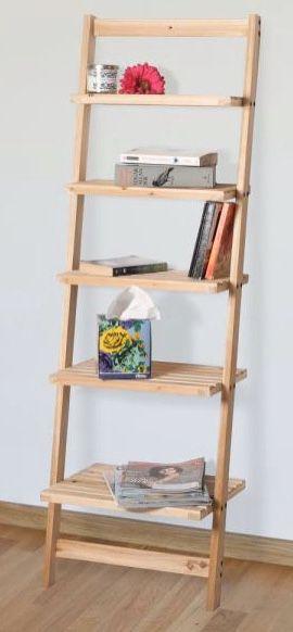 Leaning Ladder Storage Shelf 5-Tier for Sale in Chesapeake, VA