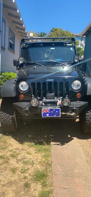 2013 Jeep Wrangler Sport Unlimited for Sale in Piedmont, CA