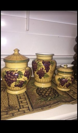 Kitchen Canister Set for Sale in Westerville, OH