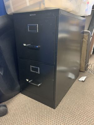 2 drawer filing cabinet for Sale in Surprise, AZ