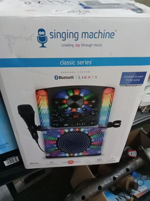 Singing machine for Sale in Colton, CA