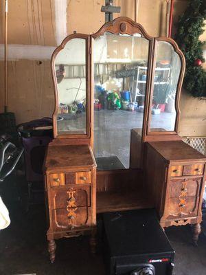 Early 20th century vanity. for Sale in Eden Prairie, MN