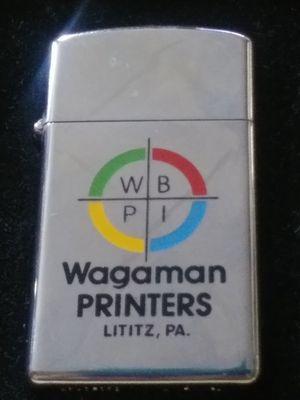 1977 Vintage Chrome Zippo Lighter for Sale in Tavares, FL